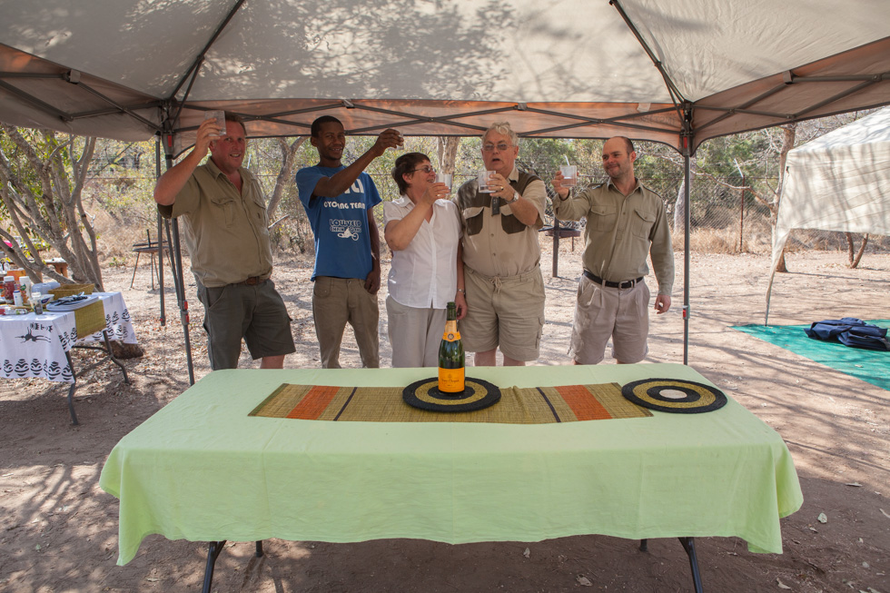 Celebrations, Maroela Camping Safari