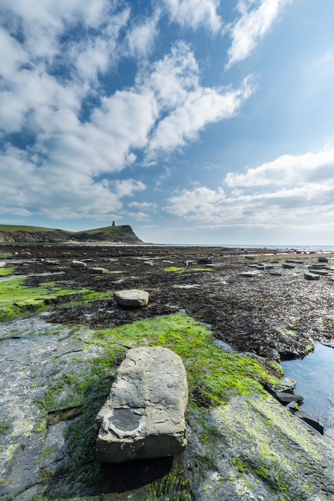 Spring Tide, Kimmeridge Bay, Jurassic Coast, Dorset, UK