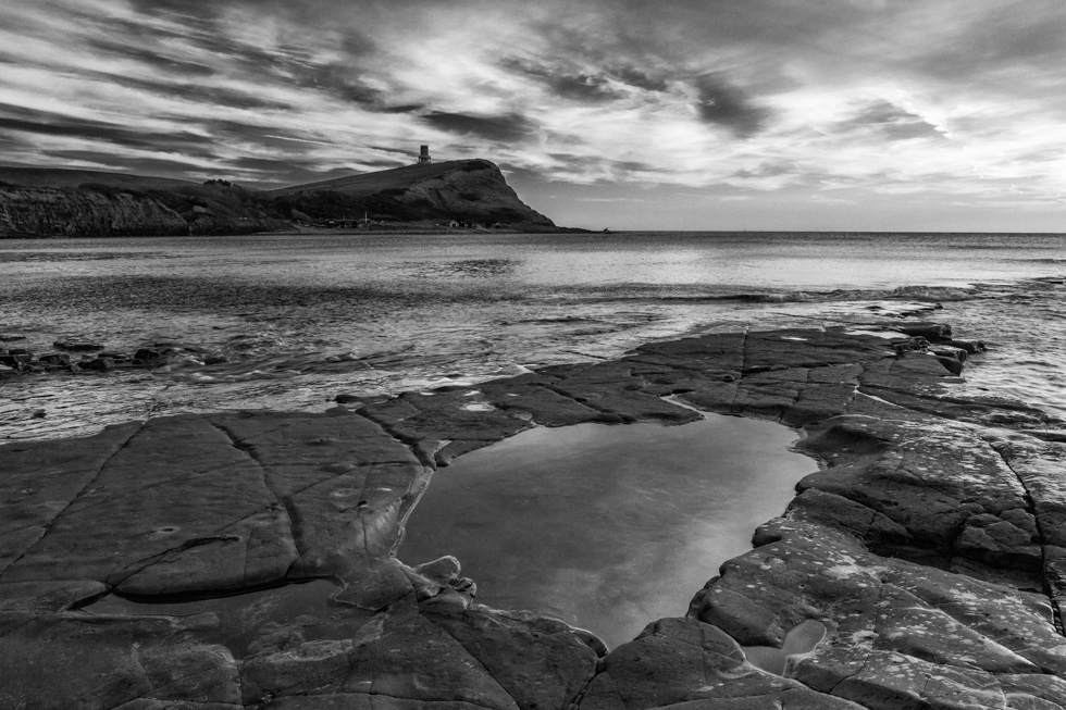 Sunset, Kimmeridge, Jurassic Coast, Dorset