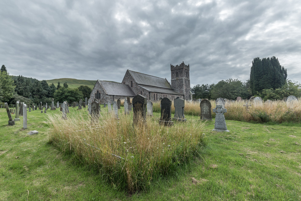 St Gregory's Church, Kirknewton, Northumberland