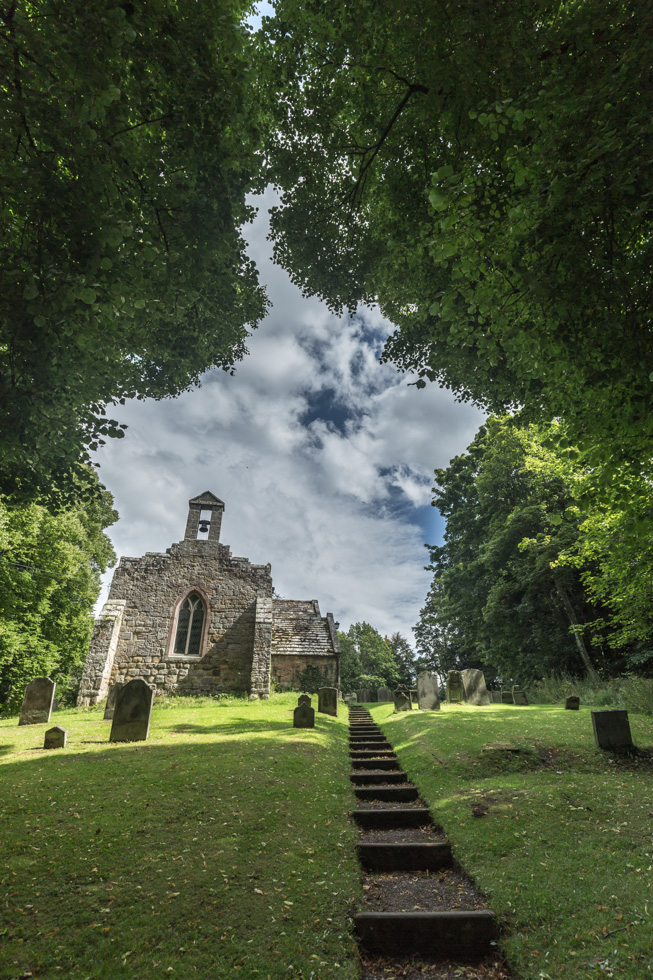 St. Peter's Church, Chillingham, Northumberland