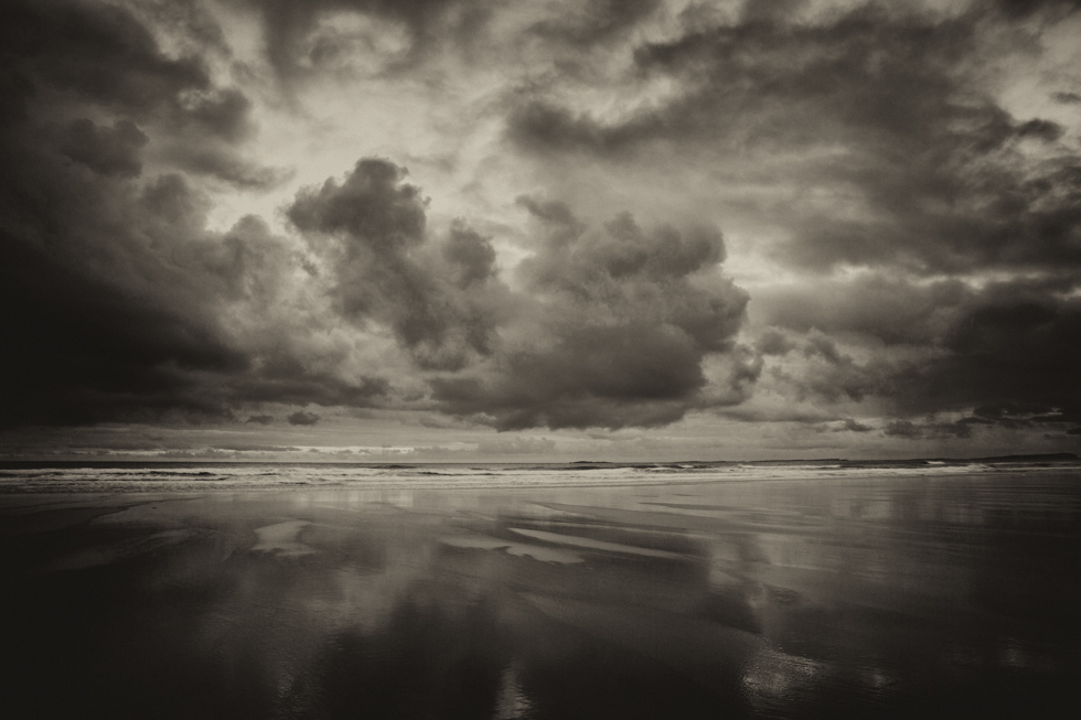 Before the Storm, Bamburgh Beach, Northumberland
