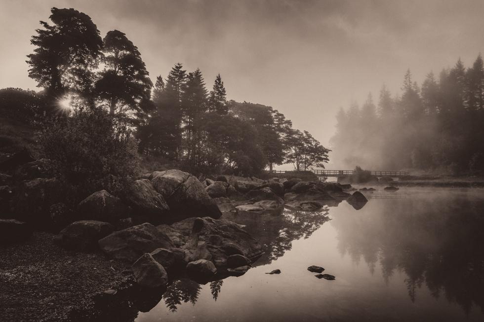Sunrise, Capel Curig, Snowdonia
