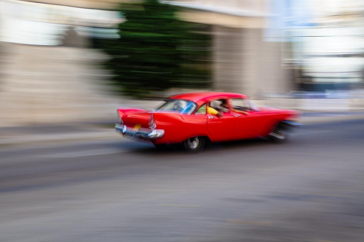 Fast Car, Havana, Cuba