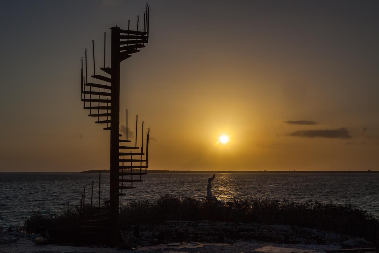Stairway to Heaven, Cayo Las Brujas, Cuba