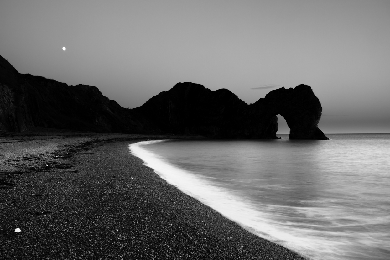 Sunset, Durdle Door, Jurassic Coast, Dorset