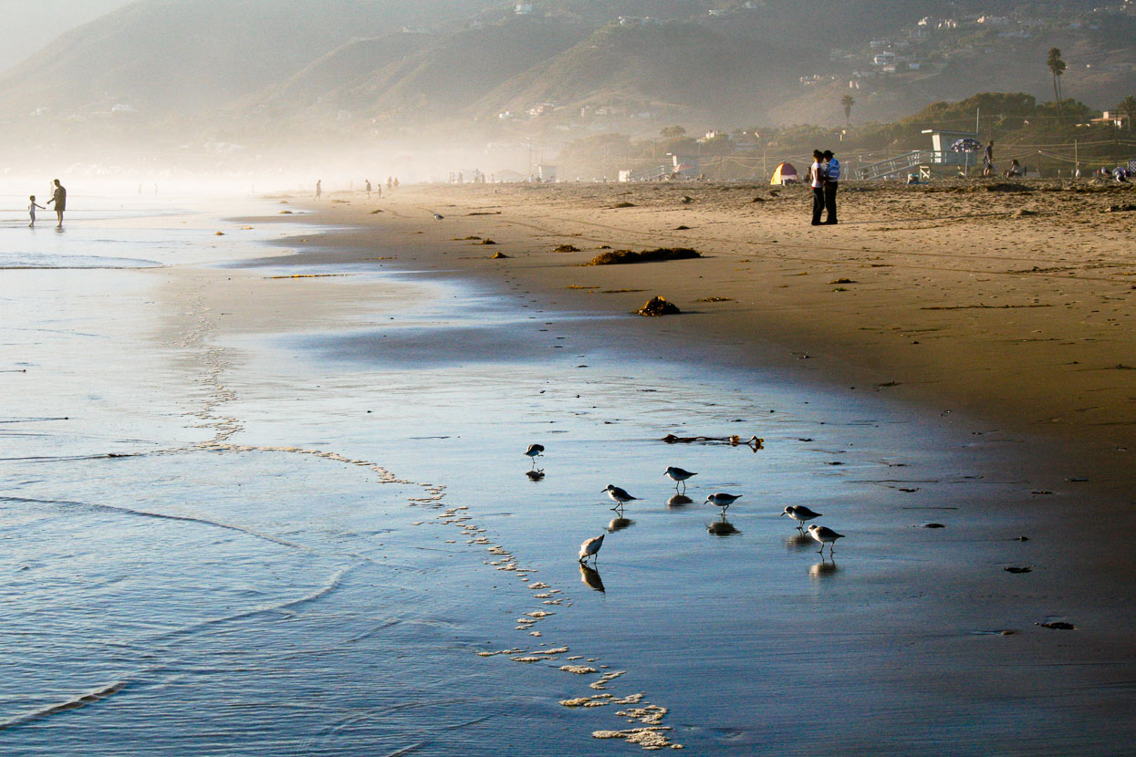 Zuma Beach, Los Angeles
