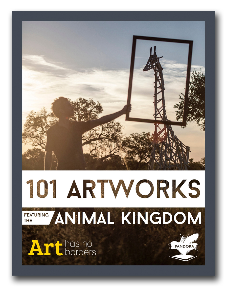 101 Artworks Featuring the Animal Kingdom — now on YouTube!