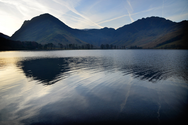 Buttermere at Dawn