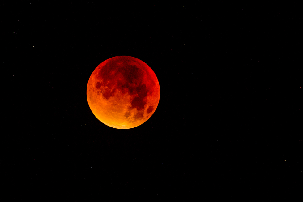 Supermoon Eclipse September 2015