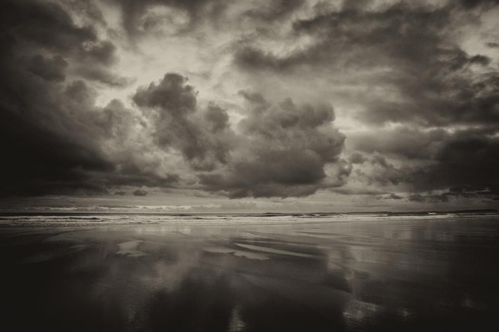Before the Storm, Bamburgh Beach, Northumberland