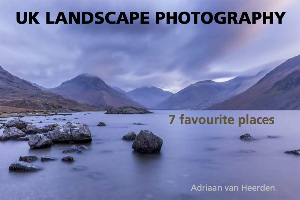 UK Landscape Photography -- 7 Favourite Places