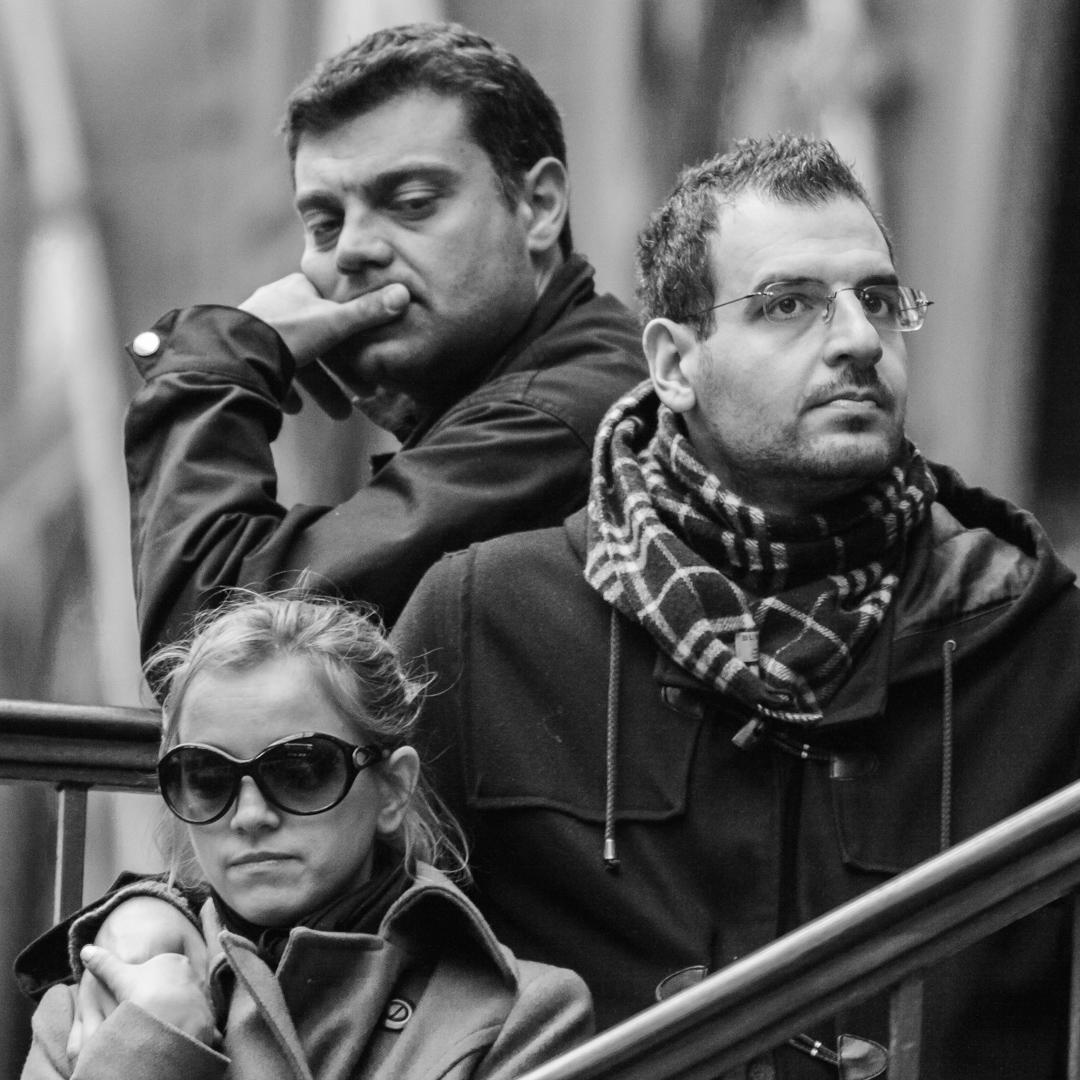 Covent Garden Threesome