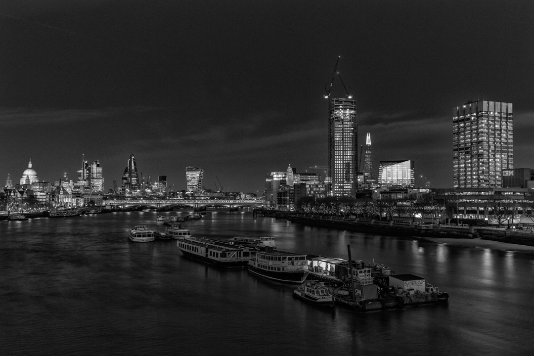 Sweet Thames, run softly