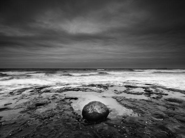 Approaching Storm, Bamburgh, Northumberland