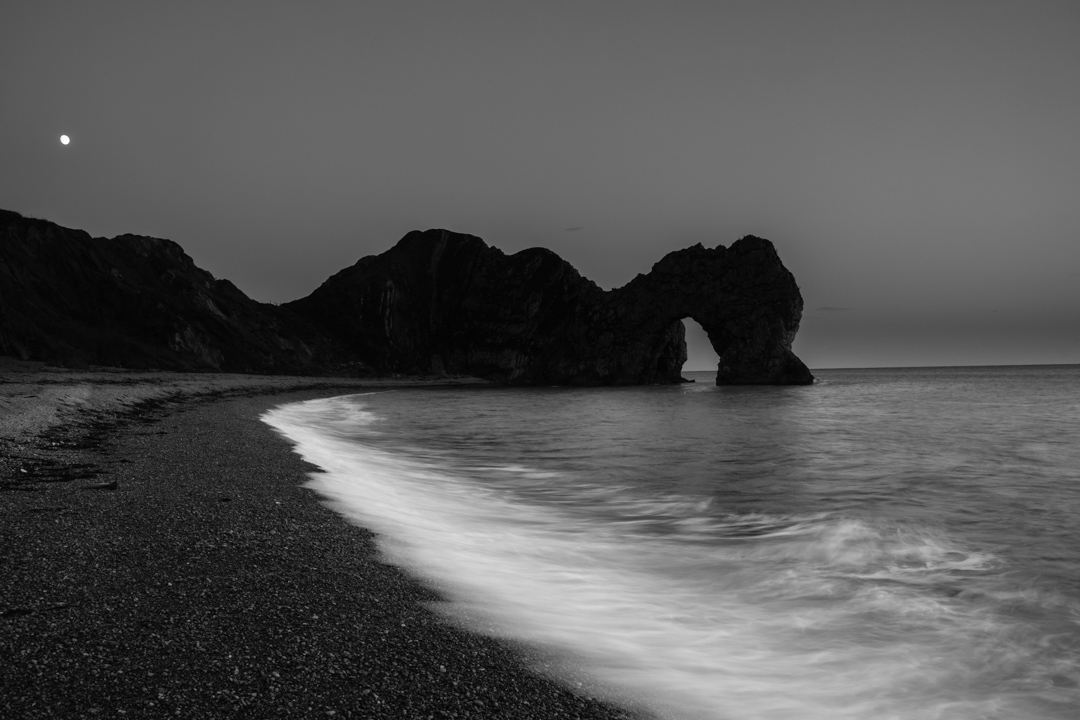 Sunset, Durdle Door, Jurassic Coast, Dorset