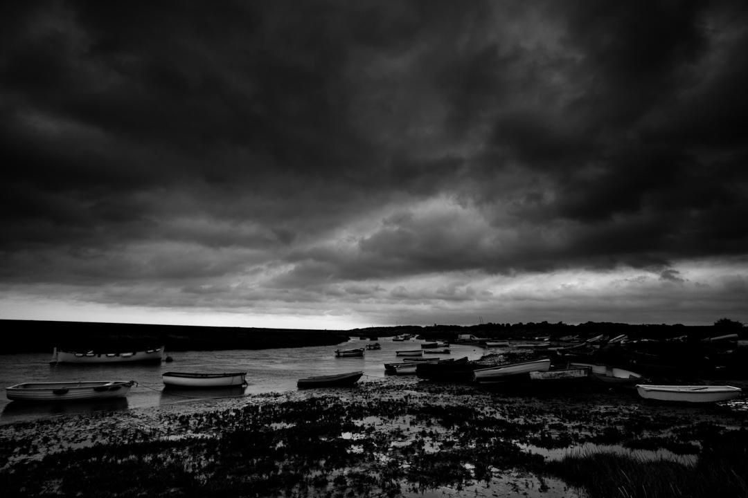 Wells-Next-The-Sea, North Norfolk Coast, UK