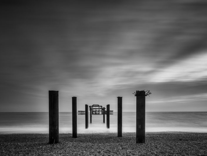 West Pier, Brighton, East Sussex