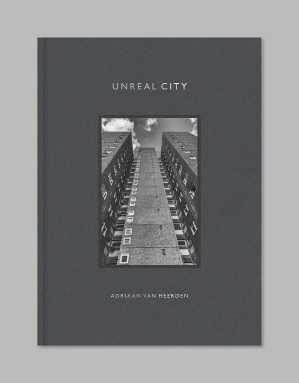 Unreal City Cover